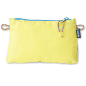 KAVU Ragged Ridge Zip Pouch banana split